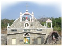 Mother Teresa Church at Kairady -  Palakkad
