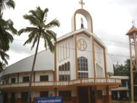 St.Francis Xavier's Church - Chevoor
