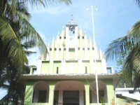 St.Joseph's Church - Chottupara