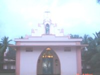 St.Thomas Church - Chowannur
