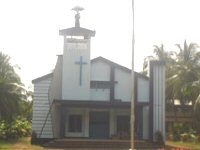 St.Antony's Church - Elavally