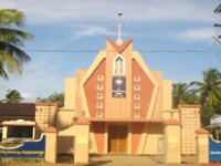 Our Lady Of Carmel Church - Enamakkal