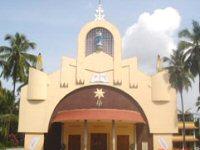Our Lady Of Rosary Church - Eranellur