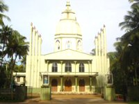 Our Lady Of Rosary Church - Kallur West